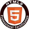 HTML5 Professional Certification
